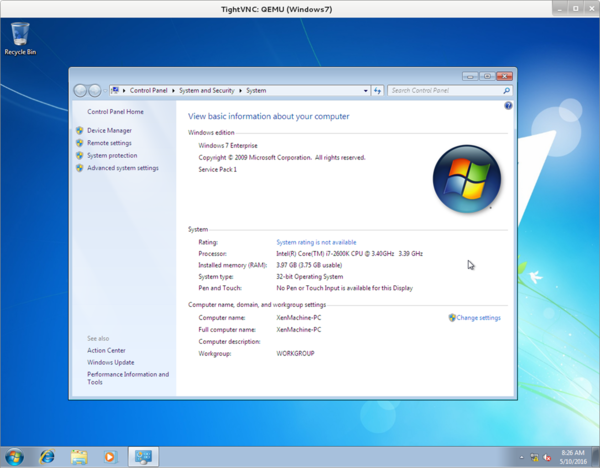 Figure 30- Windows 7 on Xen.png